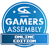 Logo de l'évènement Gamers Assembly Online Edition